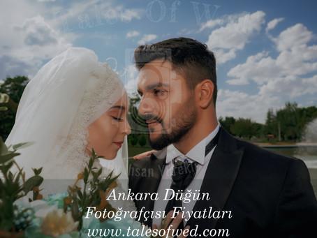 Ankara Düğün Fotoğrafçısı Fiyatları