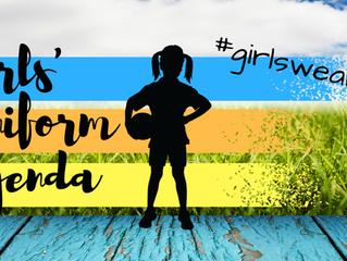 No Skirting Around STEM Careers For Girls - Simone Cariss, Co-founder Girls Uniform Agenda