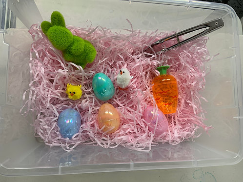 Bunnies and Chicks Sensory Play Pack