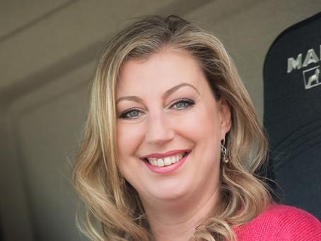 Alexandra Limage, Zaakvoerder van SPRINT TRANSPORT