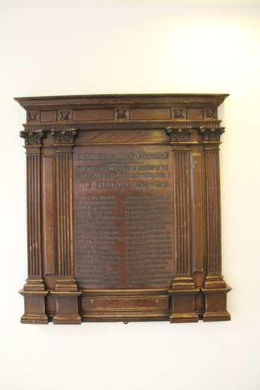 WW1 Roll of Honour