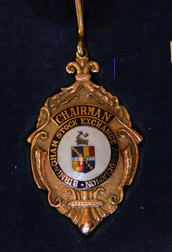 Chairmans' Badge of Office