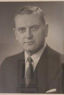 1953-1954 Chairman Ian C Lea