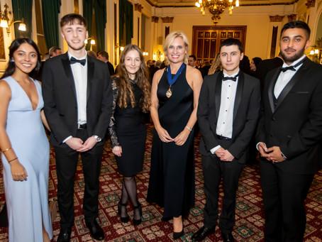 Talent celebrated at Birmingham Stock Exchange Association dinner