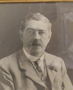 1903 1904 1909-1911 John Burbridge