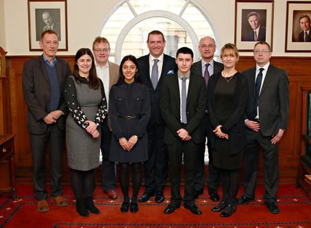 Birmingham Stock Exchange Benevolent Fund - Scholarship 2017/2018