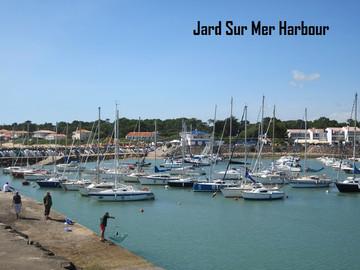Jard Sur Mer Harbour