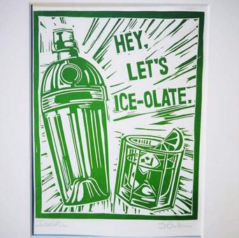 Let's Ice-olate!