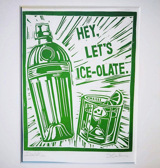 Let's Ice-olate!