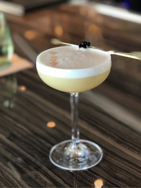 The Whiskey Sour, Love It.