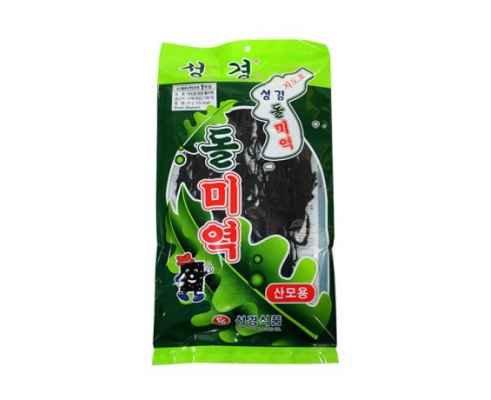 Sung Gyung Sea Mustard Seaweed 80g