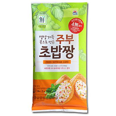 Daerimsun Fried Soybean Curd 160g