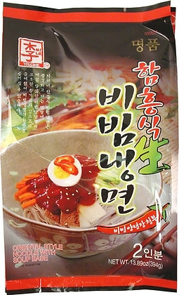 Yissine Cold & Spicy Noodle 394g