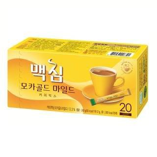 Maxim Mocha gold Mild Mix Coffe 20 sticks 240g
