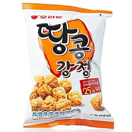Orion Rice with Peanut Snack 80g