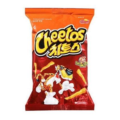 Lotte Cheetos BBQ Flavor 82g