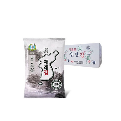 Sung Gyung Seasoned Laver 60g