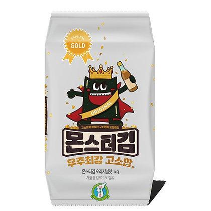 Sung Gyung Monster Seawwed Sesame Flavour 6gx3=18g