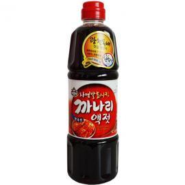 Assi Sand lance fish sauce 900ml