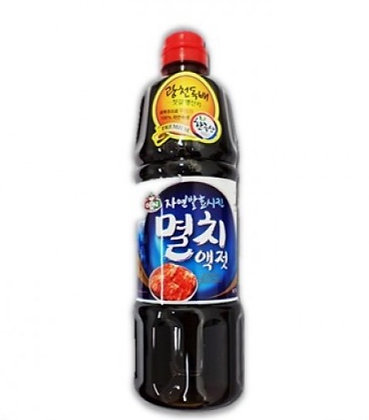Assi Anchovy Sauce 900ml