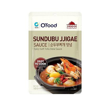 O'food Sundubu Jjigae Sauce 140g