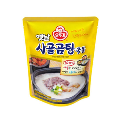 Ottogi Beef Bone Stock 500ml