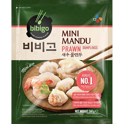 Bibigo Prawn Dumplings 360g