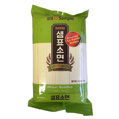 Sempio Wheat Noodles Soft&Thin 1,5 kg