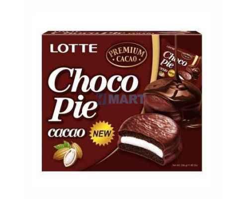 Lotte Choco Pie Cacao 336g (12x28g)
