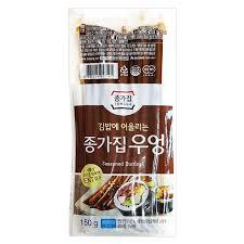 Jongga Seasoned Burdock 150g