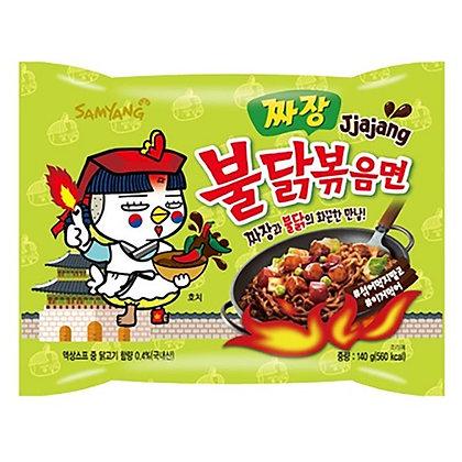 Samyang Jjajang Hot Chicken Flavor Ramen 140g