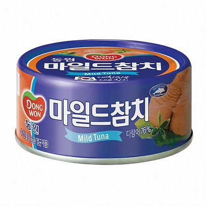 Dongwon Mild Tuna 150g