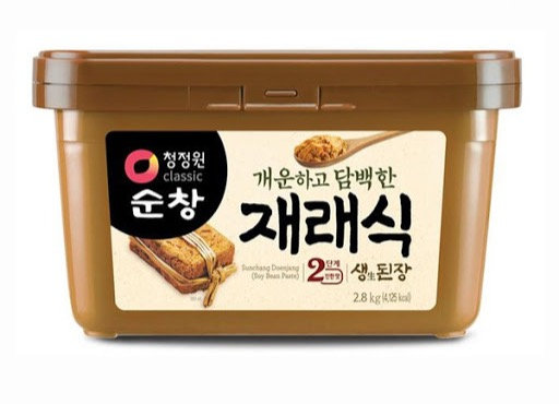 Sunchang Korean Soybean Paste 2.8kg