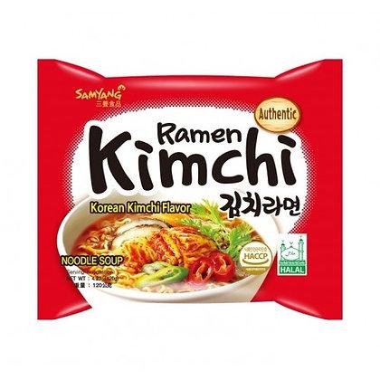 Samyang Korean Kimchi Ramen 120g