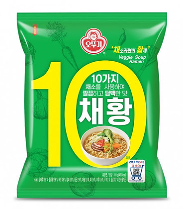 Otuggi Veggie Soup Ramen 110g