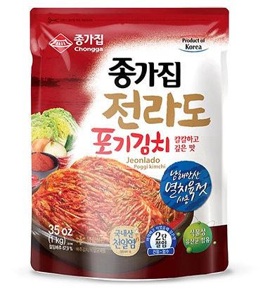 Jongga Jeonlado Poggi Kimchi 1kg
