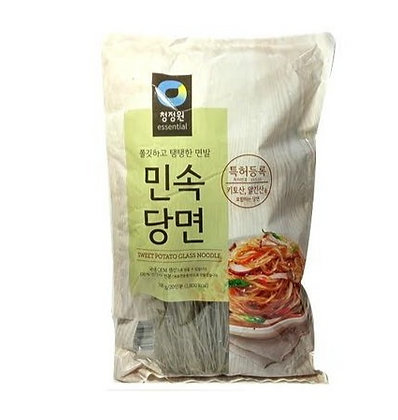 Chungjungone Sweet Potato Glass Noodle 1kg