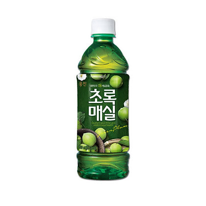 Woongjin Greenplum Drink 500ml