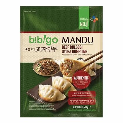Bibibgo Gyoza Dumplings Beef Bulgogui 600g