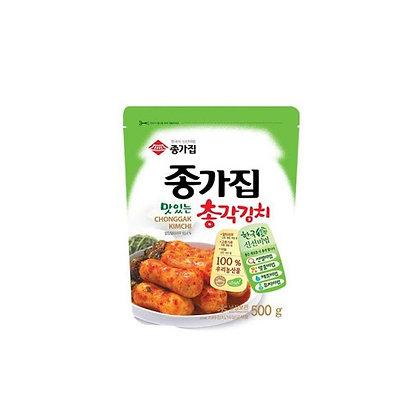 Jongga Chonggak Kimchi 500g