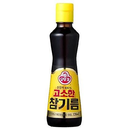 Ottogi Aceite de sesamo 320 ml