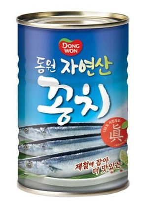 Dong Won Canned Mackerel Pike 400g