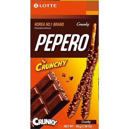 Lotte Pepero Crunchy 39g