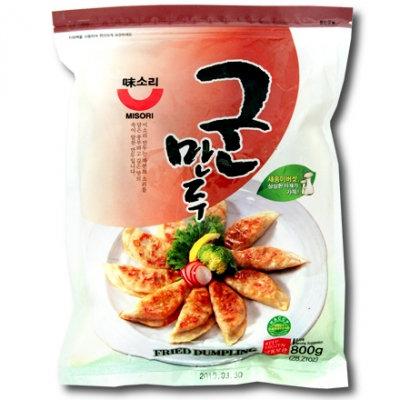 Misori Vegetable & Mushrooms Fried Dumplings 800g