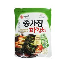 Jongga Green Onion Kimchi 300g