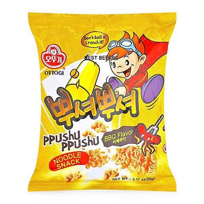 Ottogi Ppushu Ppushu BBQ Flavor 90g