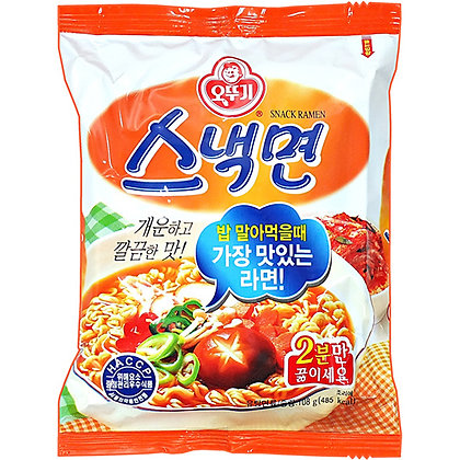 Ottogi Snack Ramyun 108g
