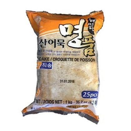 Haemaleun Busan Fried Fish Cake 1kg