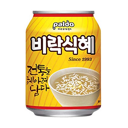 Paldo Rice Punch 238ml