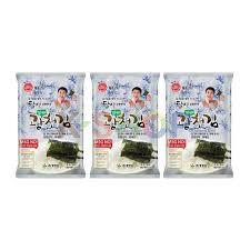 Kwangchun Seasoned Seaweed 4gx3